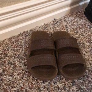 Brown slides!
